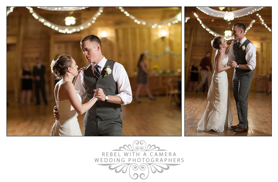 country wedding at texas old town sage hall