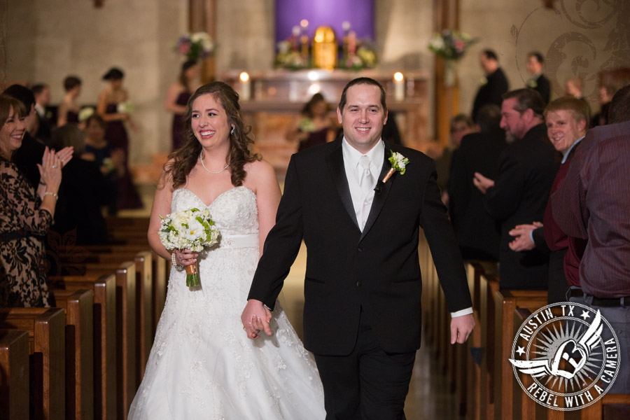 winter wedding photos at st austins and kindred oaks