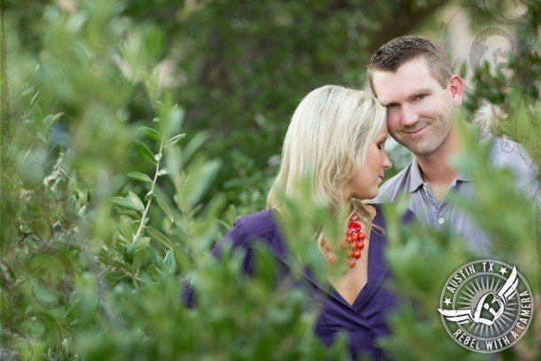 engagement pictures around austin