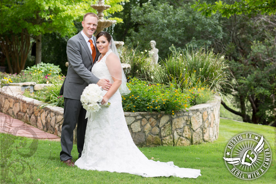 breathtaking wedding pictures at natures point