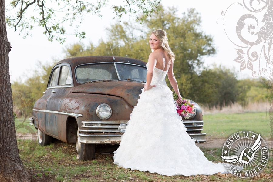rustic bridal portraits at vista west ranch