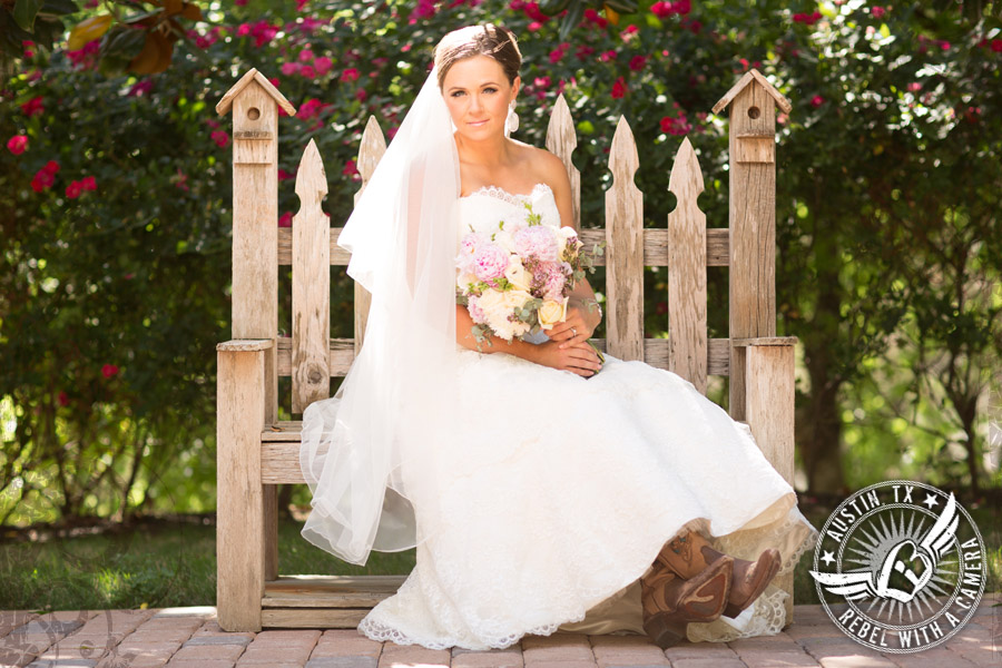 Amazing bridal portraits at natures point