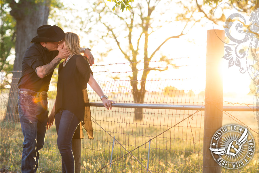 Fun Georgetown, Texas, Engagment portraits