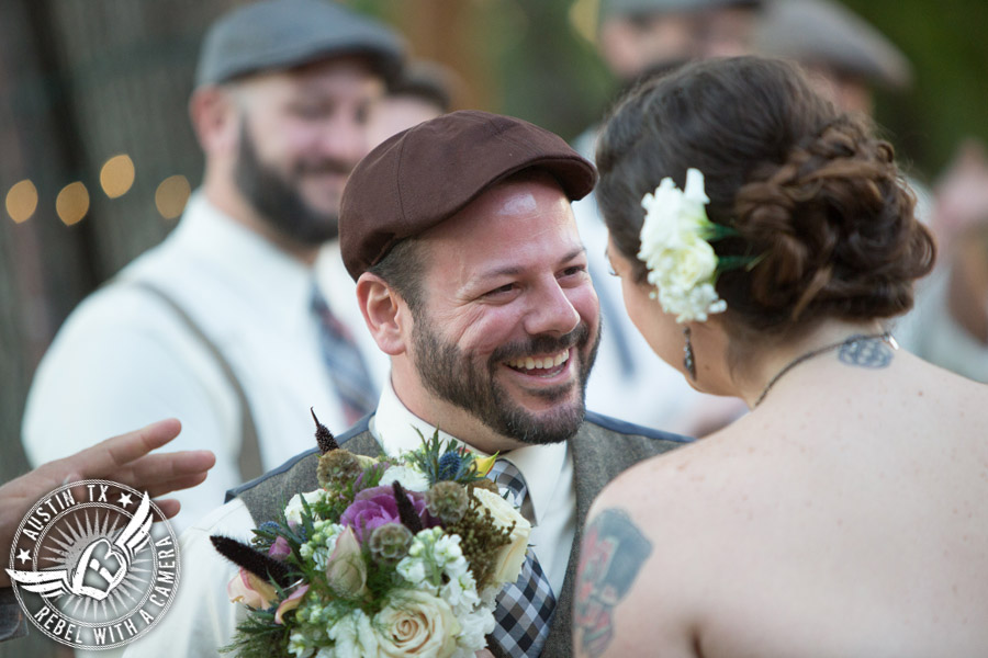 Pictures of weddings at Kindred Oaks