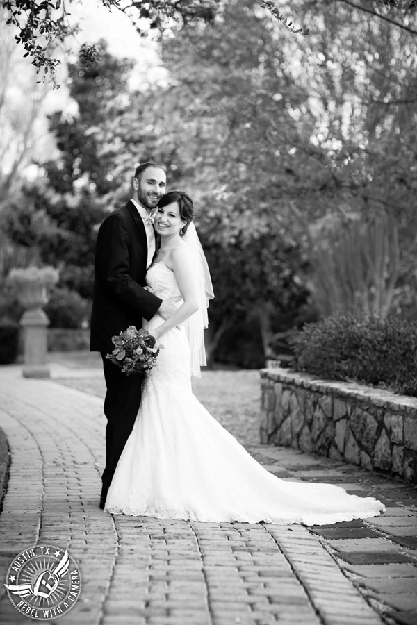 Austin wedding photography at Nature's Point