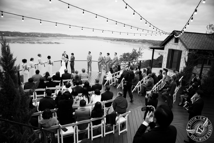 Pictures of a lovely wedding at Nature's Point