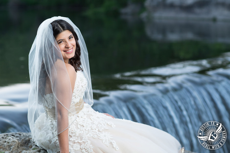 Round Rock Bridal Portrait