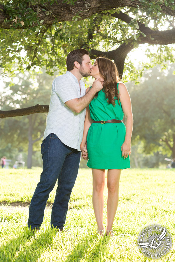 Cool Austin engagement pictures