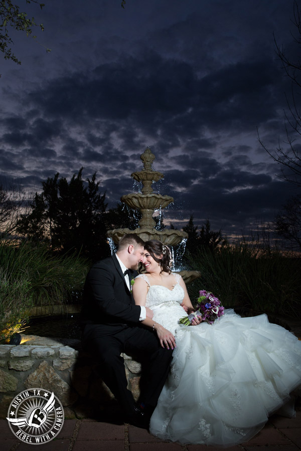 Lake Travis wedding pictures in Austin, Texas - hair and makeup Adore Makeup Boutique and Salon - bouquet Visual Lyrics