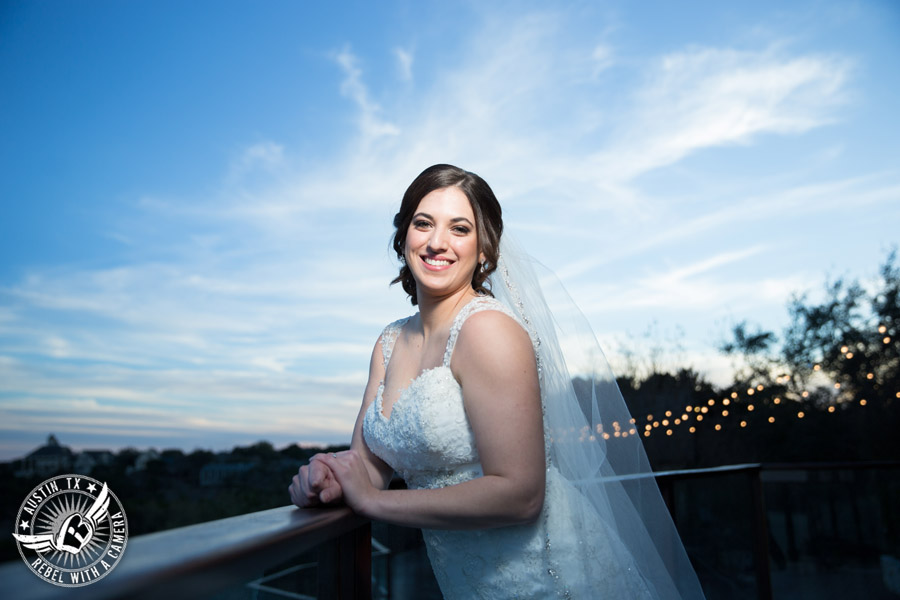Lovely Lake Travis bridal portraits - hair and makeup from Adore Makeup Boutique and Salon