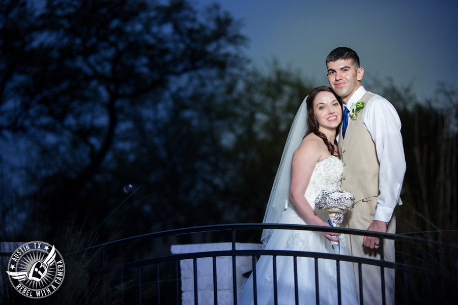 Wedding Photos at Gabriel Springs - The Springs Events in Georgetown, Texas
