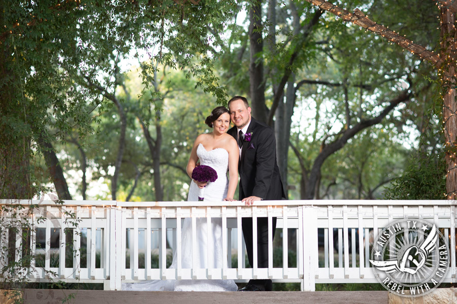 Stunning wedding photography at Casa Blanca on Brushy Creek